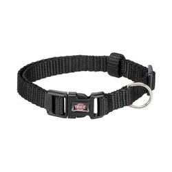 Trixie - Trixie Köpek Premium Boyun Tasması XS-S (Siyah)