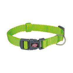 Trixie - Trixie Köpek Premium Boyun Tasması XS - S (Yeşil)
