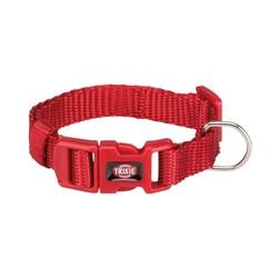 Trixie - Trixie Köpek Premium Boyun Tasması XXS-XS (Kırmızı)