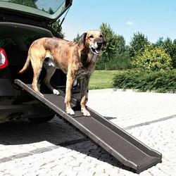 Trixie - Trixie Köpek Rampası, 40X156cm Siyah