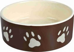 Trixie - Trixie Köpek Seramik Mama ve Su Kabı 1,4 Lt (20 Cm)