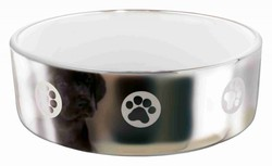 Trixie - Trixie Köpek Seramik Mama ve Su Kabı 1,5 Lt (19 Cm)