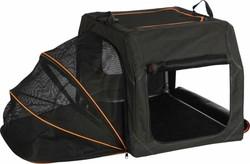 Trixie - Trixie Köpek Taşıma Kutusu Small-Medium 68x47x48 Cm Siyah