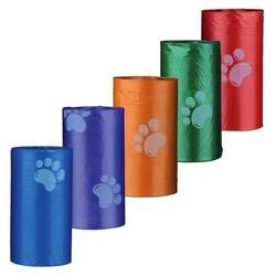 Trixie - Trixie Köpek Tuvalet Torbası 14 Rulo ( 15 Adet / Rulo )