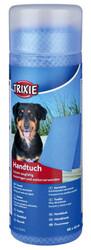 Trixie - Trixie Köpek Ve Kedi Havlusu 66 x 43 cm Mavi