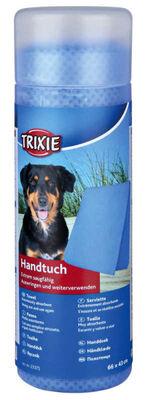 Trixie Köpek Ve Kedi Havlusu 66 x 43 cm Mavi
