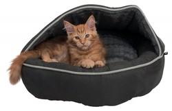 Trixie - Trixie Köpek ve Kedi Yatağı 55 Cm Antrasit