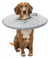 Trixie - Trixie Köpek Yakalığı Large 46-49 Cm/24 Cm Gri