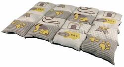 Trixie - Trixie Köpek Yastığı Ve Yatağı 100X70cm Kahve/Bej