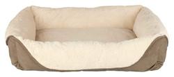 Trixie - Trixie Açık Kahve/Bej Köpek Yatağı 100x80 Cm