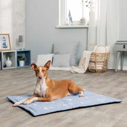 Trixie - Trixie Köpek Yatağı, 150 x 100 cm Açık Mavi