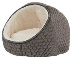 Trixie - Trixie Köpek Yatağı 45×33 cm Boz Kahve/Krem