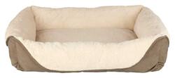 Trixie - Trixie Açık Kahve / Bej Köpek Yatağı 60 x 50 Cm