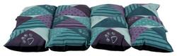 Trixie - Trixie Köpek Yatağı, 70 x 50 cm, Açık Yeşil / Mor