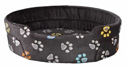 Trixie - Trixie Köpek Yatağı 75 x 65 Cm Gri
