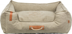 Trixie - Trixie Köpek Yatağı, 80 x 60 cm, Kum Beji Rengi