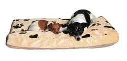 Trixie - Trixie Köpek Yatağı, 80 x 55 cm, Bej / Açık Kahve