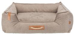 Trixie - Trixie Köpek Yatağı, 80 x 60 cm, Kum Beji