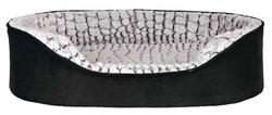 Trixie - Trixie Köpek Yatağı 83 x 67 cm Siyah / Gri