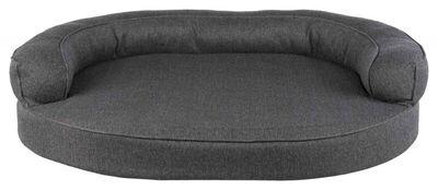 Trixie Köpek Yatağı ve Sofası, Oval, 80 x 60 cm, Gri