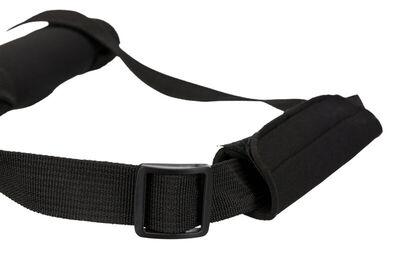 Trixie Köpek Yürüteci, Yardımcısı M:55-65cm, Siyah