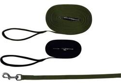 Trixie - Trixie Köpek Yürüyüş Eğitim Kayışı 15M/20mm Siyah