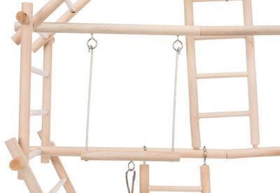Trixie Kanarya ve Muhabbet Kuş Oyun Bahçesi 44x44x16 Cm
