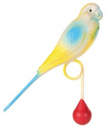 Trixie - Trixie Paraket Kuş Oyuncağı 12 Cm