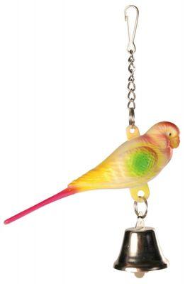 Trixie Zilli Muhabbet ve Kanarya Kuşu Oyuncağı 9 Cm