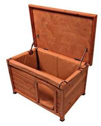 Trixie - Trixie L 39552 Köpek Kulübesi Termal & Isıtıcı Yatak