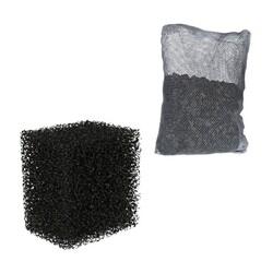 Trixie - Trixie M1000 İçin 2 Sünger Filtre & 1 Aktif Karbon