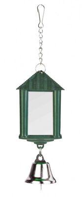 Trixie Muhabbet Kuşu İçin Zilli Ayna 6 Cm