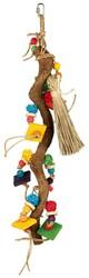 Trixie - Trixie Askılı ve Zilli Paraket Kuş Oyuncağı 56 Cm