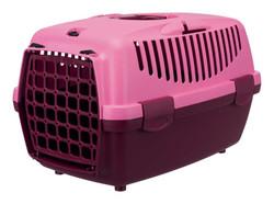 Trixie - Trixie Pet Taşıma Kabı Xs 32X31X48cm Pembe