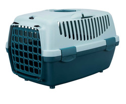 Trixie - Trixie Pet Taşıma Kabı Xs 32X31X48cm Yeşil