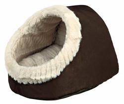 Trixie - Trixie Pet Yatağı 35 x 26 x 41 cm Kahverengi - Bej