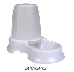 Trixie - Trixie Plastik Depolu Su&Mama Kabı 0,6Lt
