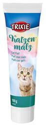 Trixie - Trixie Sindirim ve Tüy Yumağı Sağlığı Kedi Maltı 100 Gr