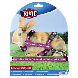 Trixie Tavşan Göğüs Tasma Seti 25 - 44 cm / 10 mm - Thumbnail