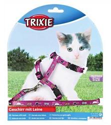 Trixie - Trixie Yavru Kedi Göğüs Tasması Seti, 21-34cm/8mm