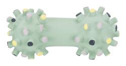 Trixie - Trixie Yavru Köpek Mini Dambıl, Lateks, 10cm