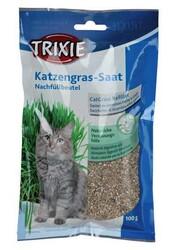 Trixie Yavru ve Yetişkin Kedi Çimi (Yumuşak) - Thumbnail