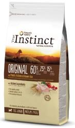 True Instinct - True Instinct Original Junior Medium/Maxi Tavuklu Yavru Köpek Maması 600 Gr