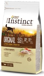 True Instinct - True Instinct Original Adult Tavuklu Yetişkin Kedi Maması 7 Kg