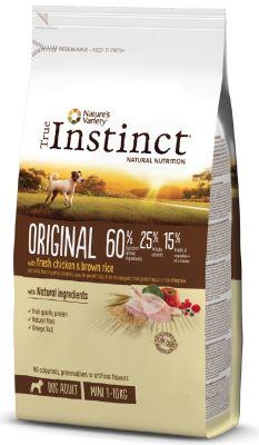 True Instinct Original Mini Adult Tavuklu Küçük Irk Yetişkin Köpek Maması 2 Kg
