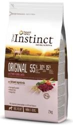 True Instinct - True Instinct Original Mini Adult Kuzulu Küçük Irk Yetişkin Köpek Maması 2 Kg