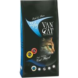 VanCat - Vancat Adult Balıklı ve Pirinçli Yetişkin Kedi Maması 1 Kg