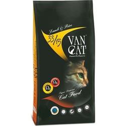 VanCat - Vancat Adult Kuzu Etli ve Pirinçli Yetişkin Kedi Maması 1 Kg