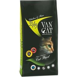 VanCat - Vancat Adult Tavuklu ve Pirinçli Yetişkin Kedi Maması 1 Kg