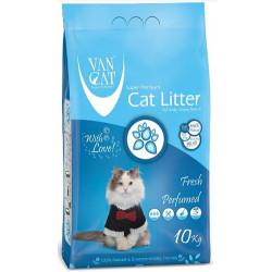 VanCat - VanCat Fresh Parfümlü İnce Taneli Kedi Kumu 10 Kg